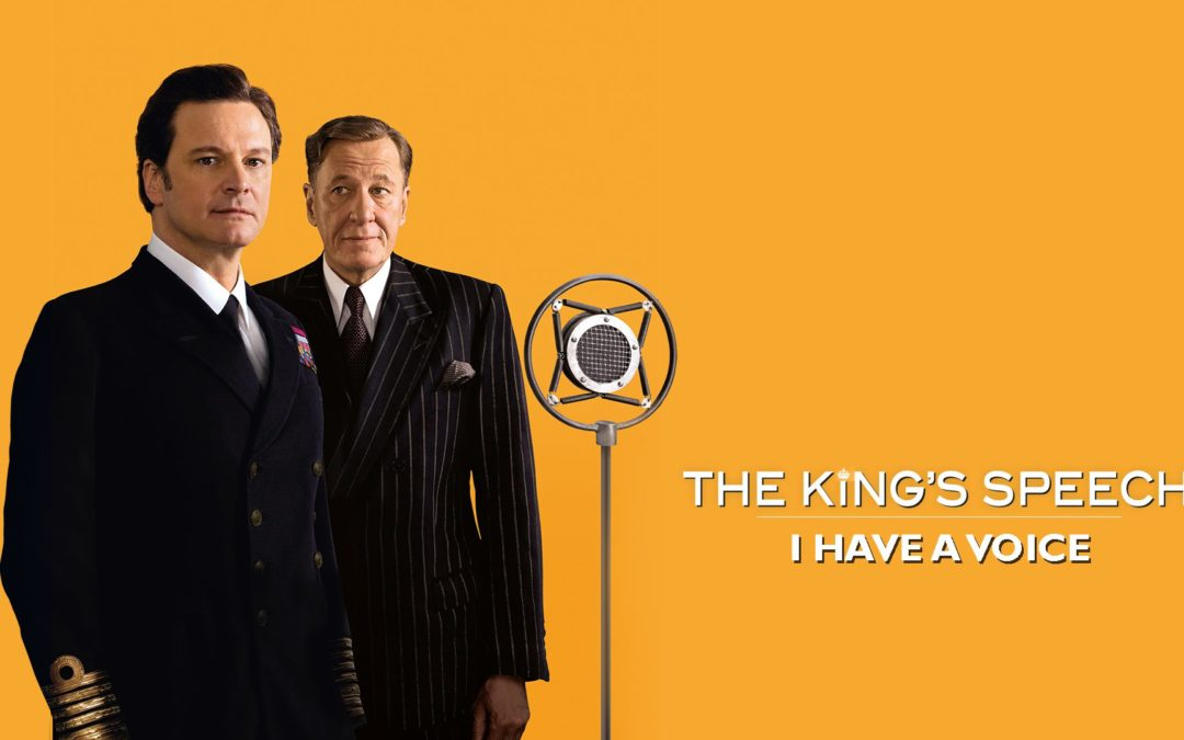 Lessons From The King's Speech